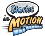 Stories in Motion logo