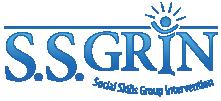 S.S. Grin - Social Skills Group Intervention logo