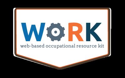 WORK - Web-based Occupational Resource Kit logo