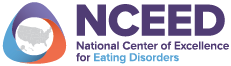NCEED - National Center of Excellence for Eating Disorders logo