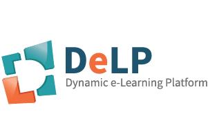 The logo for 3C's Dynamic e-Learning Platform (DeLP)